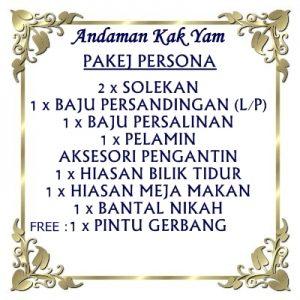 Pakej-Persona
